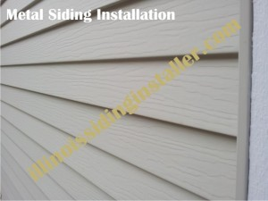 Aluminum siding installation in Chicago 2