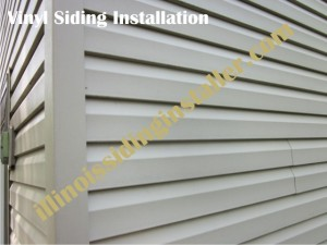 Vinyl siding installation in Chicago 1