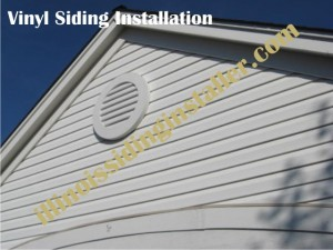 Vinyl siding installation in Chicago 2