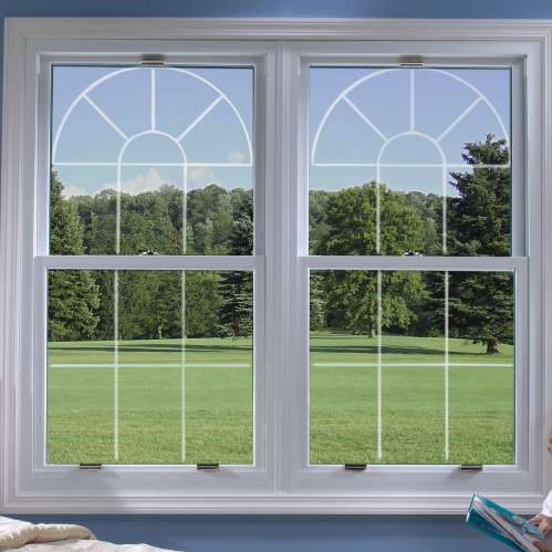 Vinyl window installation in chicago new and replacement for Double hung replacement windows reviews