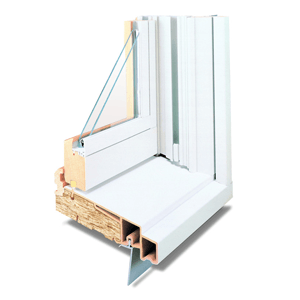 Aluminum clad wood replacement window installation chicago for Andersen 400 series double hung windows cost