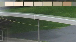Aluminum gutter systems installation in Chicago and Suburbs