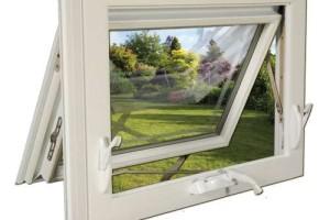 Vinyl Awning Windows Installation