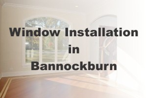 New Window Installation Bannockburn IL