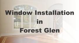 Window Installation Forest Glen