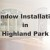 New Window Installation Highland Park IL