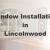 New Window Installation Lincolnwood IL