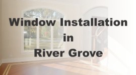 Window Installation River Grove