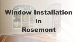 Window Installation Rosemont