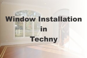 New Window Installation Techny IL