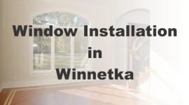Window Installation Winnetka