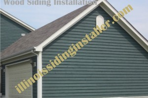 Wood Siding Installation in Chicago